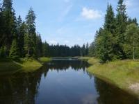Léto - okolí a volný čas